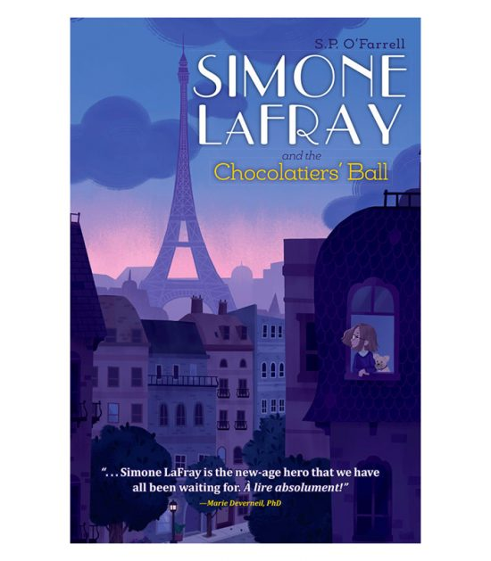Simone LaFray and the Chocolatiers Ball